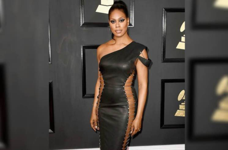 Laverne Cox Apologizes for Forgetting to Introduce Metallica at the Grammys