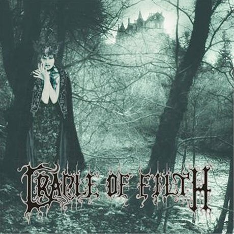 Cradle of Filth Line Up Reissue Series