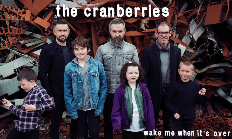 The Cranberries Share New Song 'Wake Me When It's Over'