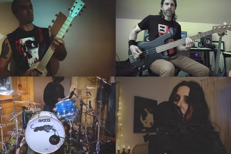 Chelsea Wolfe, Dillinger Escape Plan, Mutoid Man Members Team Up for 'Crazy Train' Cover
