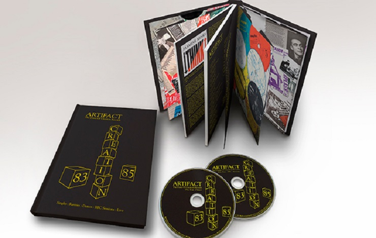 Creation Records Celebrated with Massive Box Set