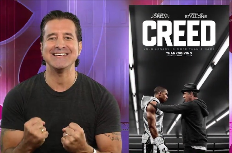 Creed's Scott Stapp Reviews the Movie 'Creed'