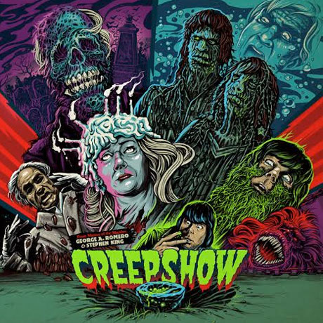 Waxwork Details Deluxe and Expanded Vinyl Reissue of John Harrison's 'Creepshow' Soundtrack