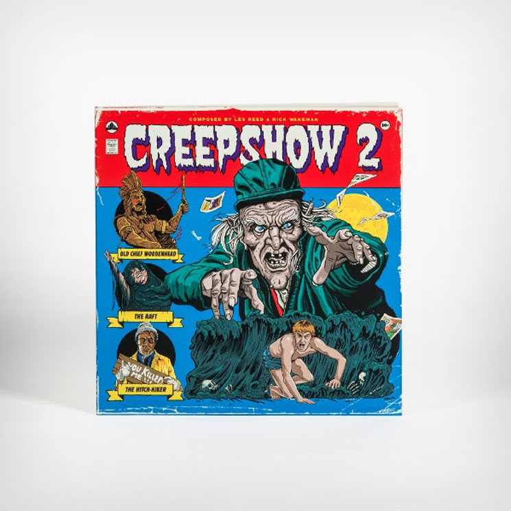 George A. Romero's 'Creepshow 2' Treated to First-Ever Soundtrack Release