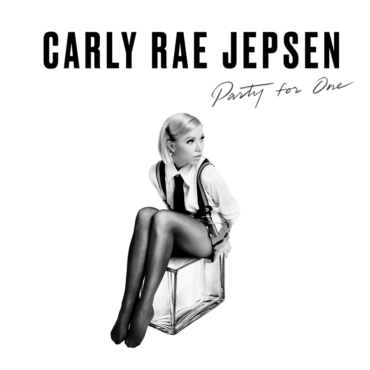 "Carly Rae Jepsen Releases New Single ""Party for One"""