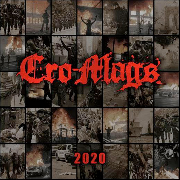 Cro-Mags Cap Off the Year with New '2020' EP