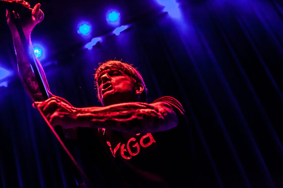 ​Cro-Mags / Withdrawal Park Theatre, Winnipeg MB, February 22