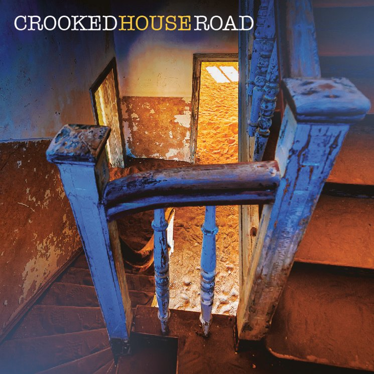 Crooked House Road 'Crooked House Road' (album stream)