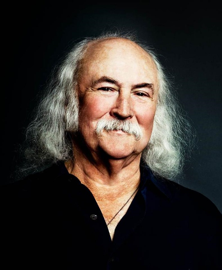 "David Crosby Announces ""An Evening With"" Canada/U.S. Tour"