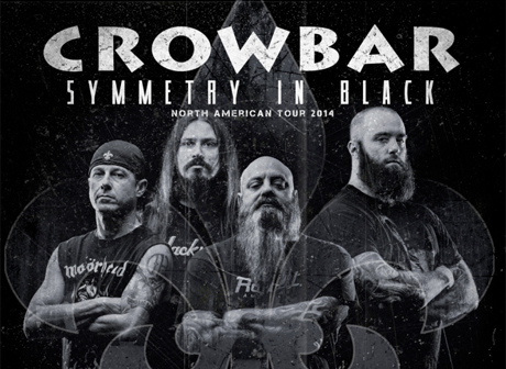 Crowbar Take 'Symmetry in Black' on North American Tour