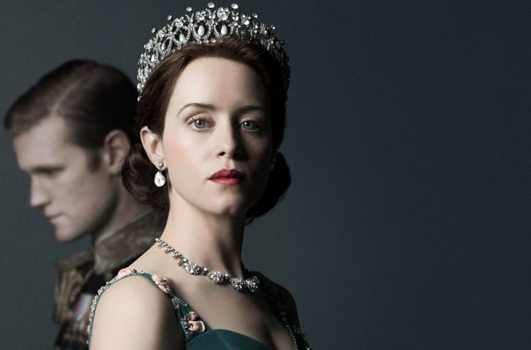 ​Claire Foy Made Less Than Matt Smith for Her Starring Role as the Queen on 'The Crown'