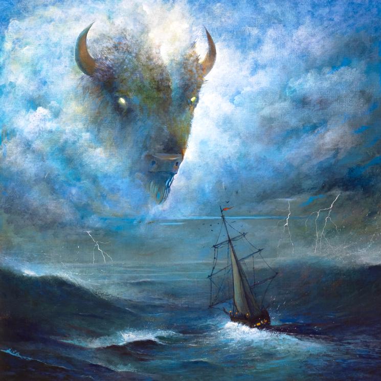 Crown Lands Craft Gloriously Epic Retro Rock on 'White Buffalo'