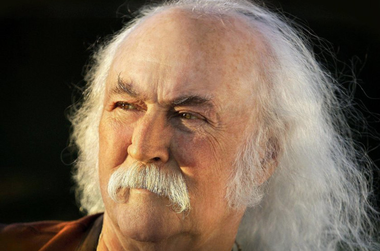 David Crosby Sells Entire Music Catalogue to Irving Azoff