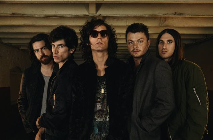 Strokes' Nick Valensi Takes CRX on North American Tour