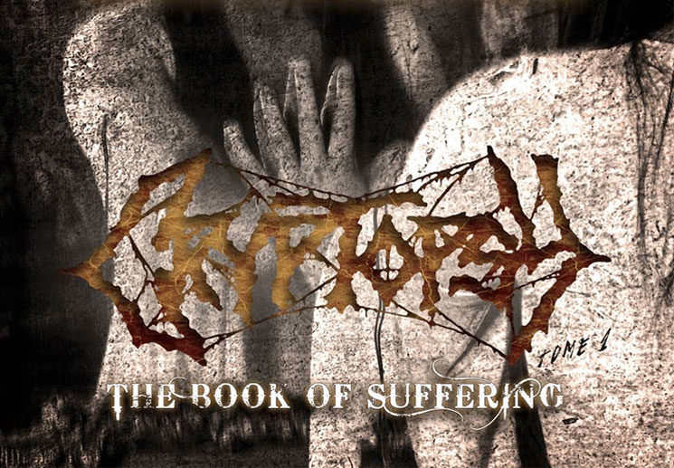 Cryptopsy Unveil 'The Book of Suffering' EP Series