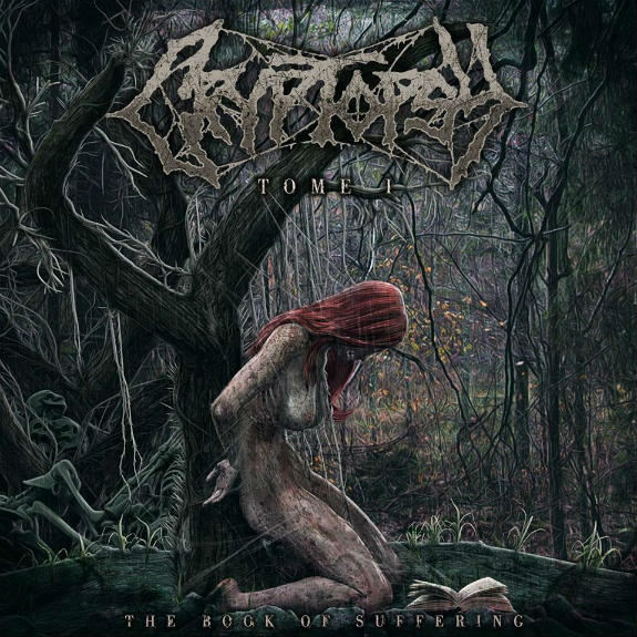 Cryptopsy 'The Book of Suffering Tome 1' (EP stream)