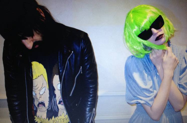 ​Crystal Castles Plot World Tour