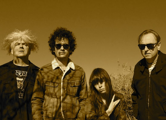 Melvins, At the Drive-In and Le Butcherettes Members Unite as Crystal Fairy
