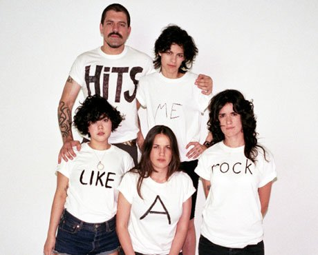 "CSS ""Hits Me Like a Rock"" (ft. Bobby Gillespie)"