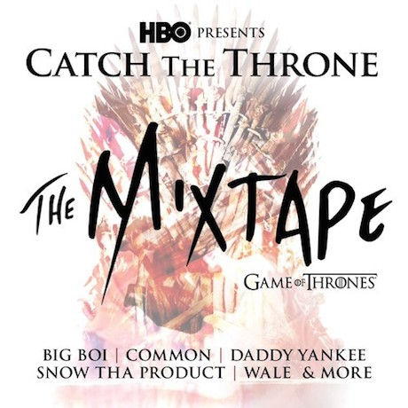 Various 'Catch the Throne' (mixtape)