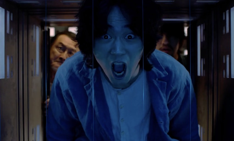 There's a Japanese Remake of the Canadian Horror Classic 'Cube'