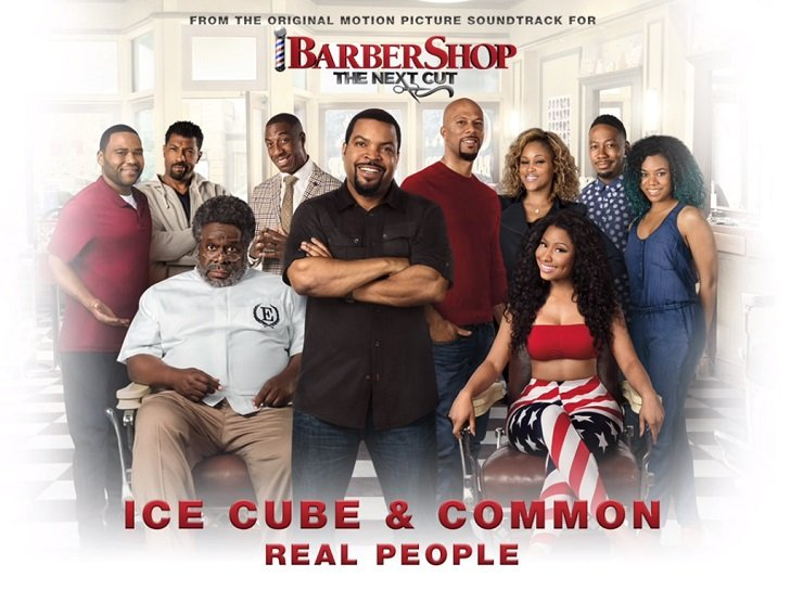 Ice Cube and Common 'Real People'