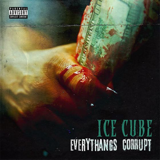 Ice Cube Shares Album Art for 'Everythang's Corrupt'