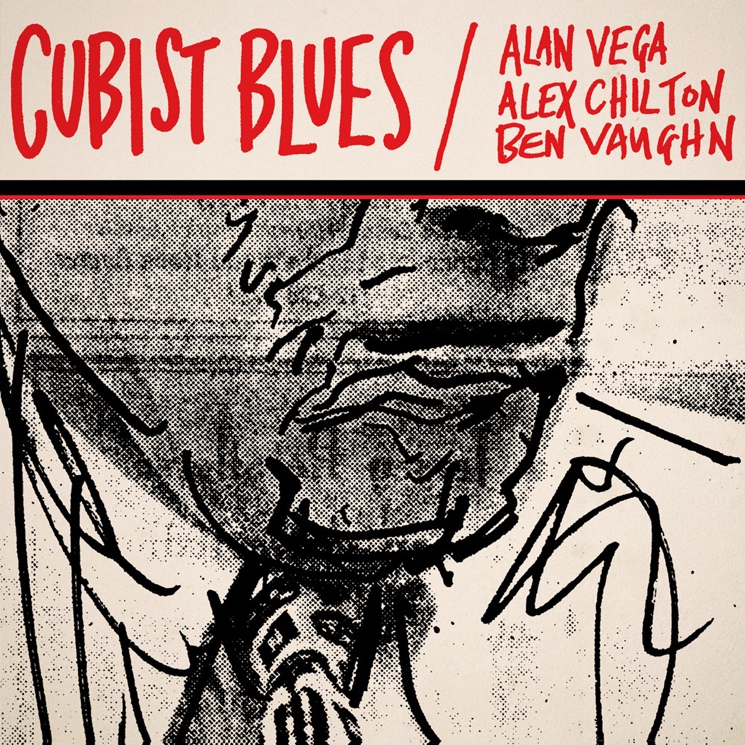 Collaborative LP from Alex Chilton, Alan Vega & Ben Vaughn Gets Reissue on LITA