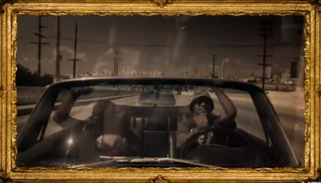 Kid Cudi 'Just What I Am' (ft. King Chip) (video)