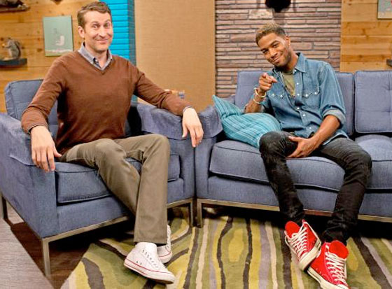 Kid Cudi Exits 'Comedy Bang Bang'