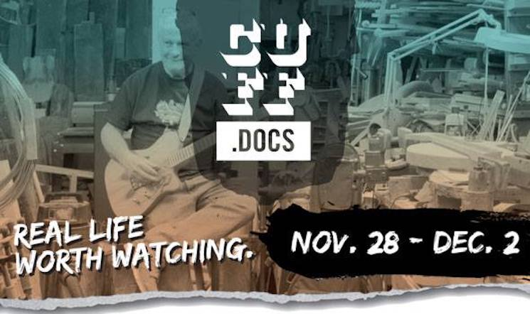 Here's the Full 2018 Lineup for Calgary's CUFF.Docs
