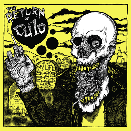 Cülo 'My Life Sucks and I Could Care Less' (album stream)