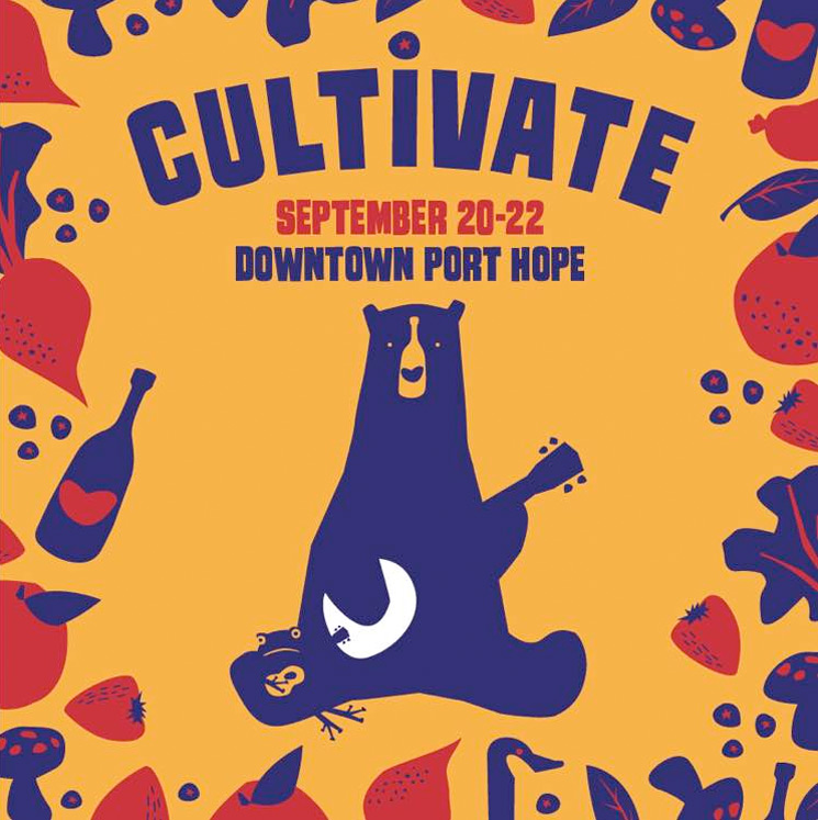 ​Port Hope's Cultivate Festival Gets the Sheepdogs, Lemon Bucket Orkestra, Elliott Brood