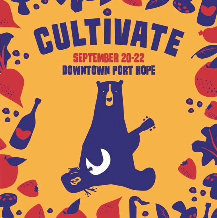 Port Hope's Cultivate Festival Gets the Sheepdogs, Lemon Bucket Orkestra, Elliott Brood