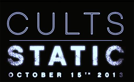 Cults Announce New Album 'Static'