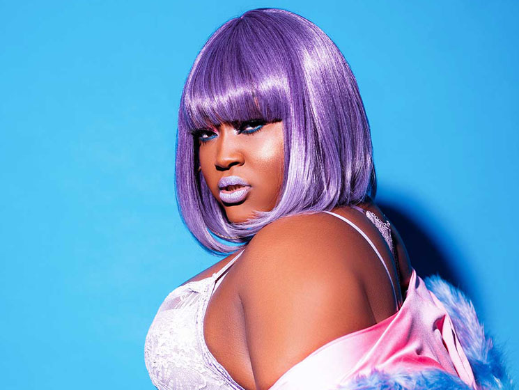 CupcakKe / Prado Fortune Sound Club, Vancouver BC, June 14