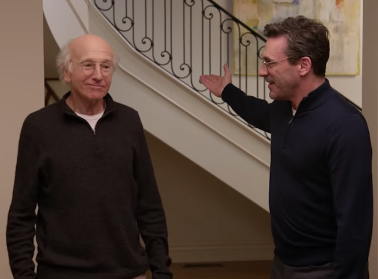 'Curb Your Enthusiasm' Season 10 Gets a Star-Studded Trailer and Release Date