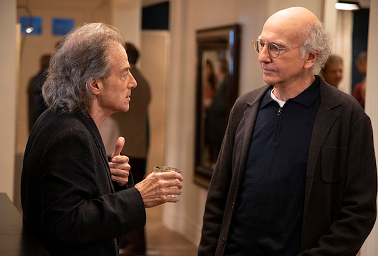 Richard Lewis Will Appear in 'Curb Your Enthusiasm' Season 11 After All
