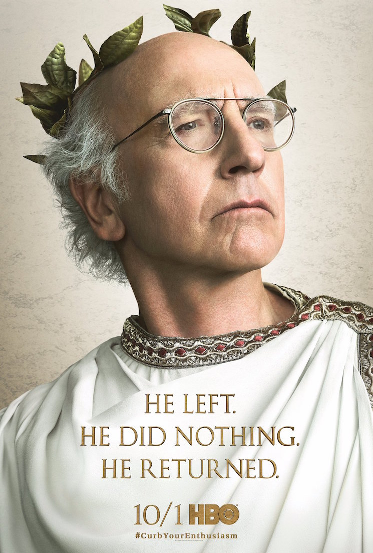 'Curb Your Enthusiasm' Sets Season 9 Release Date