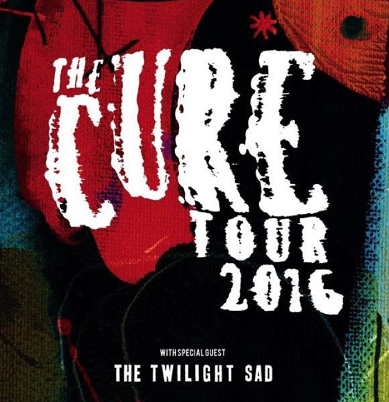 The Cure Hit Canada on 2016 North American Tour