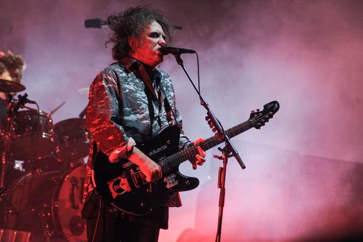 The Cure Are Livestreaming Their 'Disintegration' Anniversary Show
