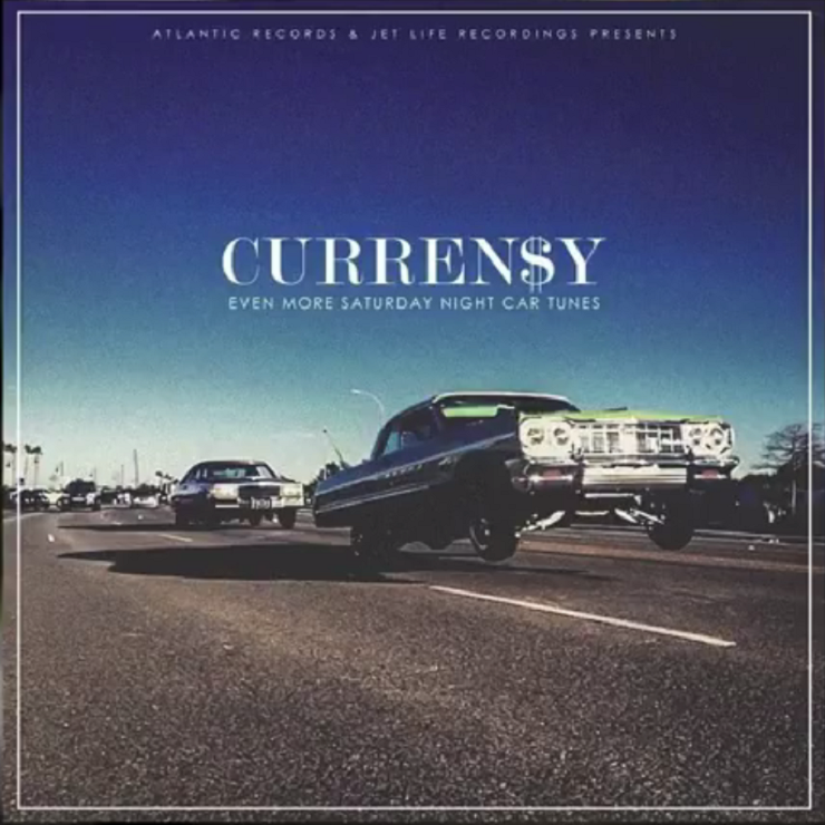Curren$y 'Even More Saturday Night Car Tunes' (EP stream)
