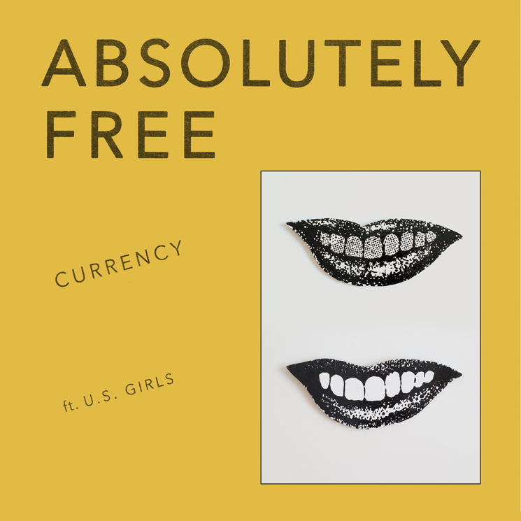 Absolutely Free Team Up with U.S. Girls for 'Currency'