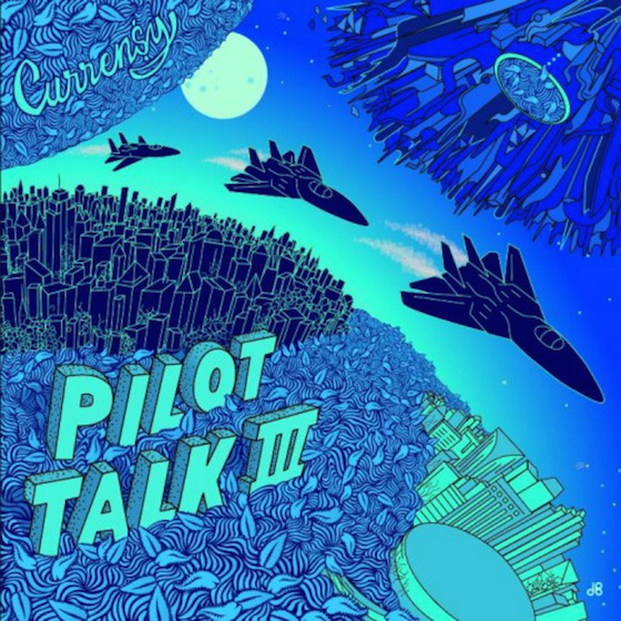 Curren$y 'Pilot Talk III' (album stream)