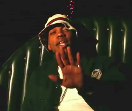 "Curren$y ""Fast Cars Faster Women"" (ft. Daz) (video)"