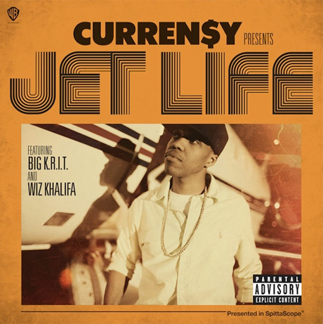 Curren$y 'Jet Life' (ft. Big K.R.I.T., Wiz Khalifa)