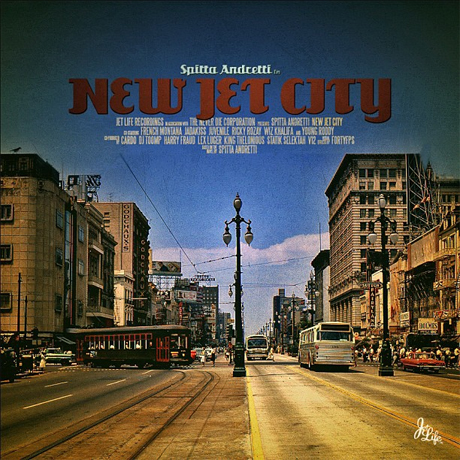 Curren$y 'New Jet City' (mixtape)