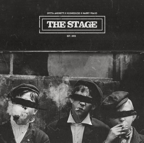Curren$y and Smoke DZA 'The Stage' (prod. by Harry Fraud) (EP stream)