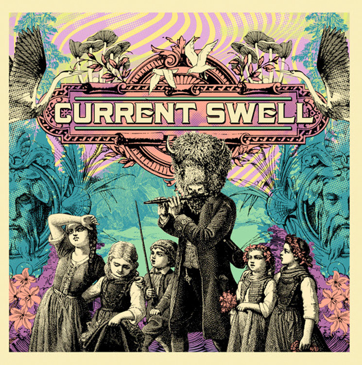 Current Swell Unveil New Record 'Buffalo'