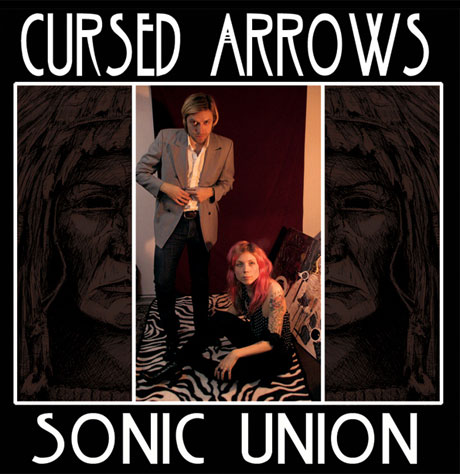 Cursed Arrows 'Sonic Union' (album stream)